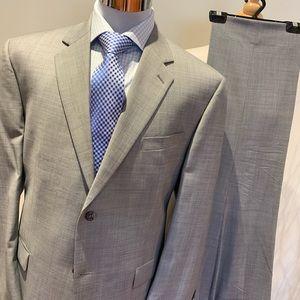 Men's Chaps suit 44R two button